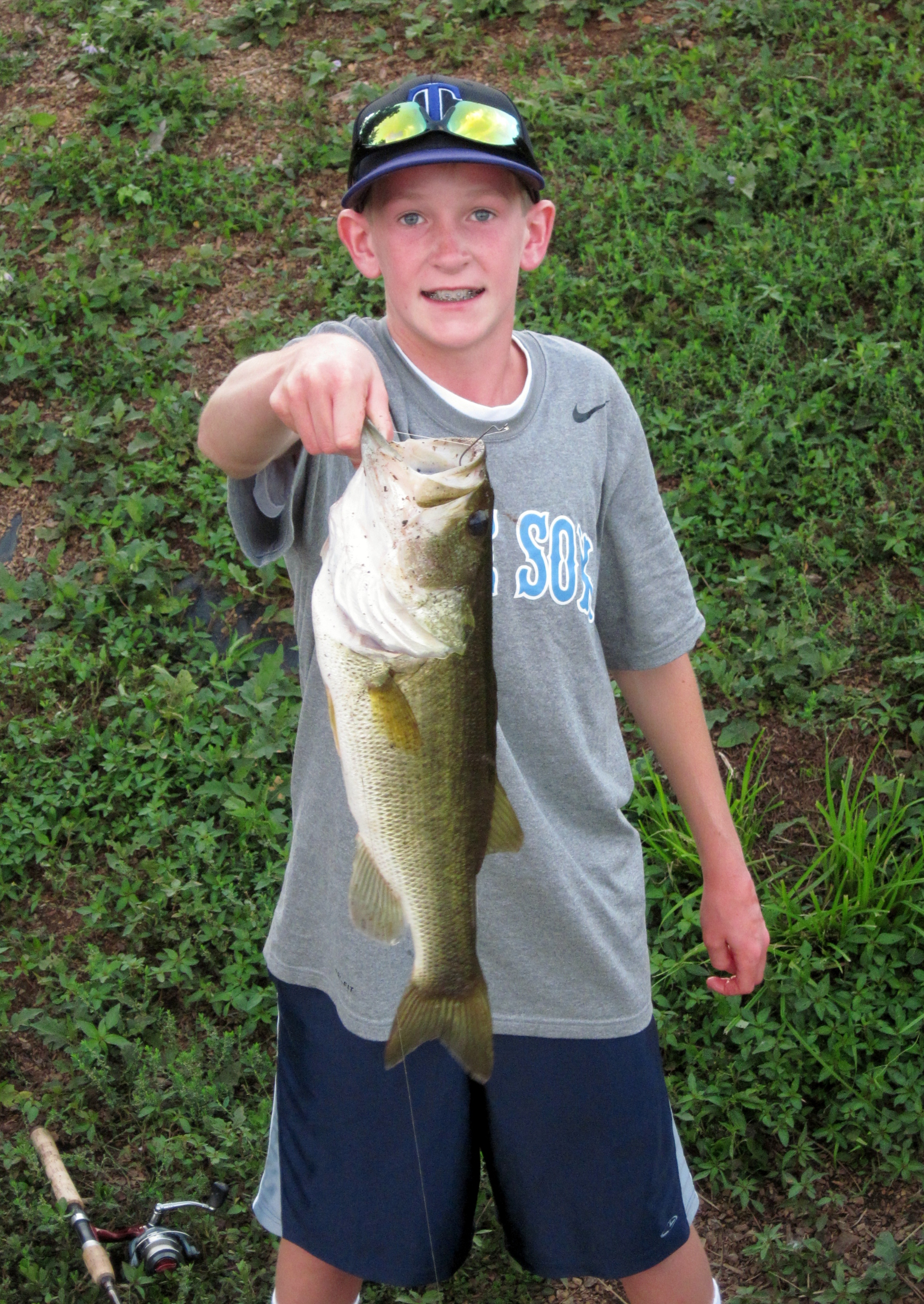 Gofishingwithjake for Nc lifetime fishing license